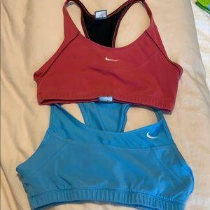 Nike sports bra bundle